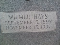 Wilmer Hays Beckley