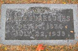 Dora <i>Ridgeway</i> Burroughs