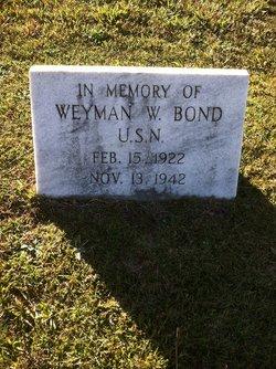Weyman W. Bond