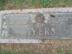 Alonzo W. Ayers
