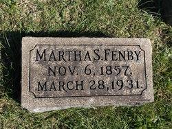 Martha <i>Smith</i> Fenby