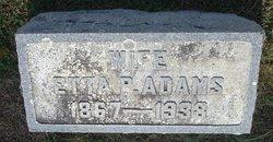 Etta p Adams
