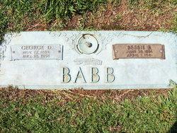 George D. Babb