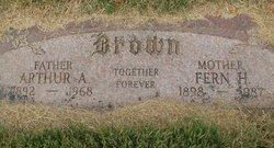 Arthur A. Brown