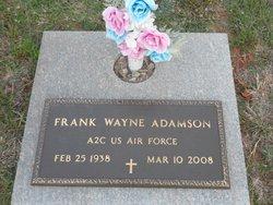 Frank Wayne Adamson