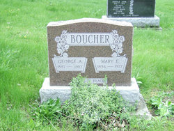 George A Boucher