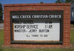 Mill Creek Christian Church Cemetery