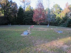 Sand Hill Cemetery (Old Black Cemetery)
