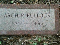 Archibald Red Bullock, Sr