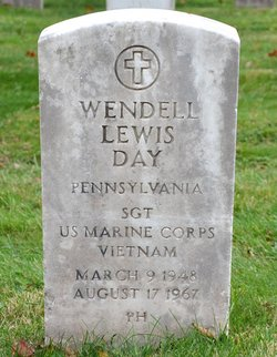 Sgt Wendell Lewis Day