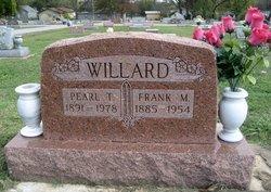 Frank Manwarn Willard