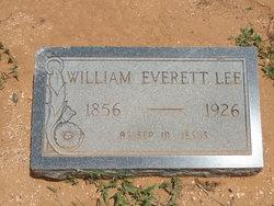William Everett Lee