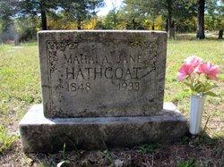 Mahala Jane <i>White</i> Hathcoat