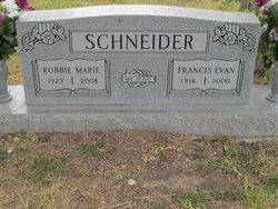 Francis Evan Schneider