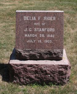 Delia F. <i>Rider</i> Stanford