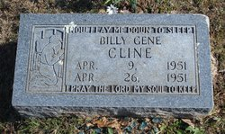 Billy Gene Cline