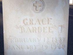 Gertrude Grace Gertie <i>Lyon</i> Barbee