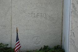 Douglas W Appleton