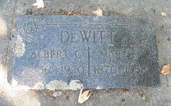 Albert Clinton DeWitt