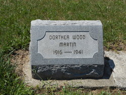 Dorthea V. <i>Wood</i> Martin