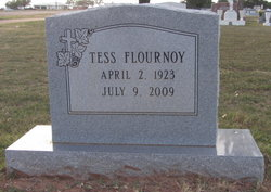 Bernice Tessibel <i>Brixey</i> Flournoy