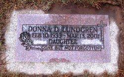 Donna Darlene <i>Lundgren</i> Lundgren