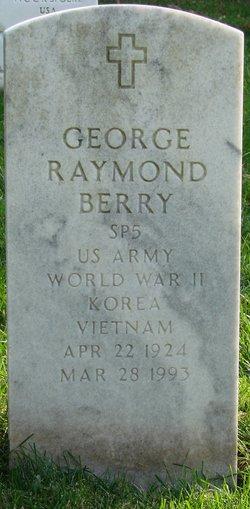 George Raymond Berry