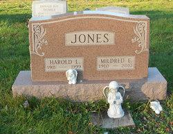 Mildred E <i>Sherbondy</i> Jones