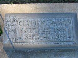 Cleofe M <i>Valenzuela</i> Damon
