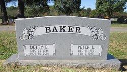 Betty E Baker