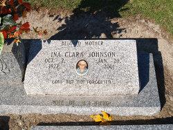 Ina Clara <i>Johnson</i> Hickox