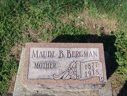 Emma Maude <i>Brady</i> Bergman