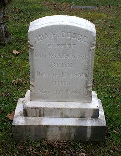Ida F. <i>Dodge</i> Babcock