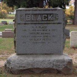 Caroline <i>Center</i> Black