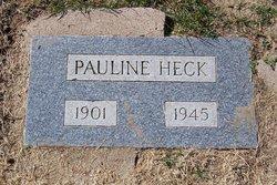 Armitta Pauline <i>Thompson</i> Heck