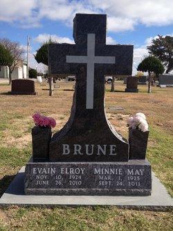 Minnie May <i>Scott</i> Brune