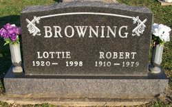Lottie <i>Roberts</i> Browning