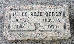 Helen Rose <i>Liebst</i> Boner