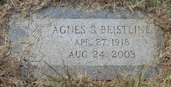 Agnes S. <i>Shaw</i> Beistline