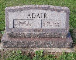 Minerva G. <i>Sammet</i> Adair