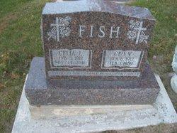 Celia L <i>Clark</i> Fish