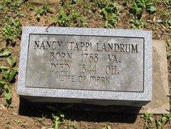 Nancy <i>Tapp</i> Landrum