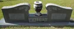 Ernest Dewitt Dick Walden