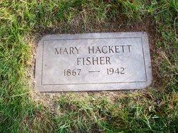 Mary Adeline <i>Hackett</i> Fisher