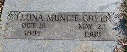 Leona <i>Muncie</i> Green
