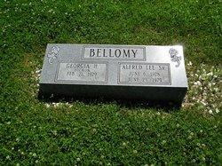 Georgia H <i>Hickok</i> Bellomy