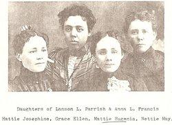 Mattie Eugenia <i>Parrish</i> Kellums