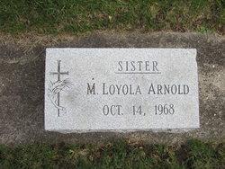 Sr Mary Loyola Arnold