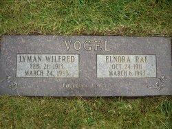 Elnora Rae <i>White</i> Vogel