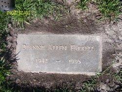 Dianna Lynn Dianne <i>Allen</i> Farrell